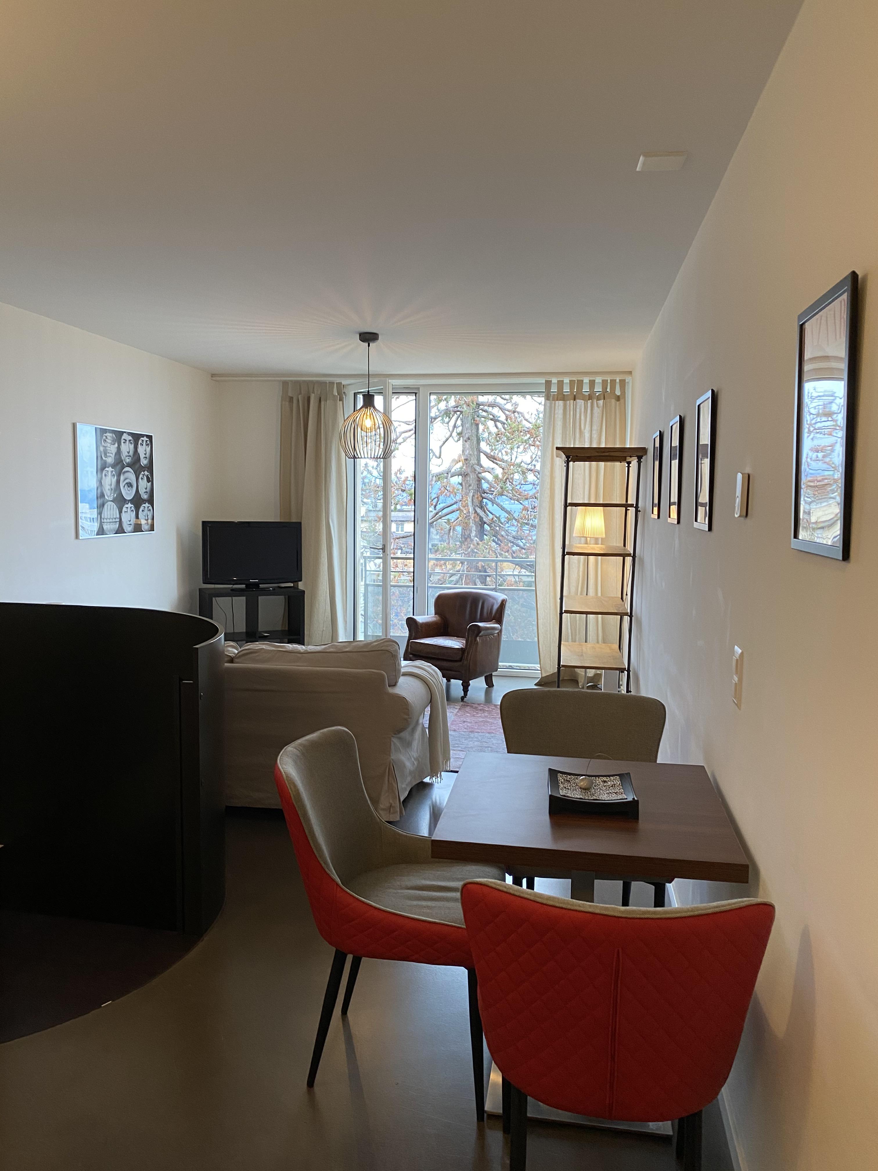 Rue Beau-Séjour 8, Lausanne - 2,5 pièces - 6ème (Duplex) 5