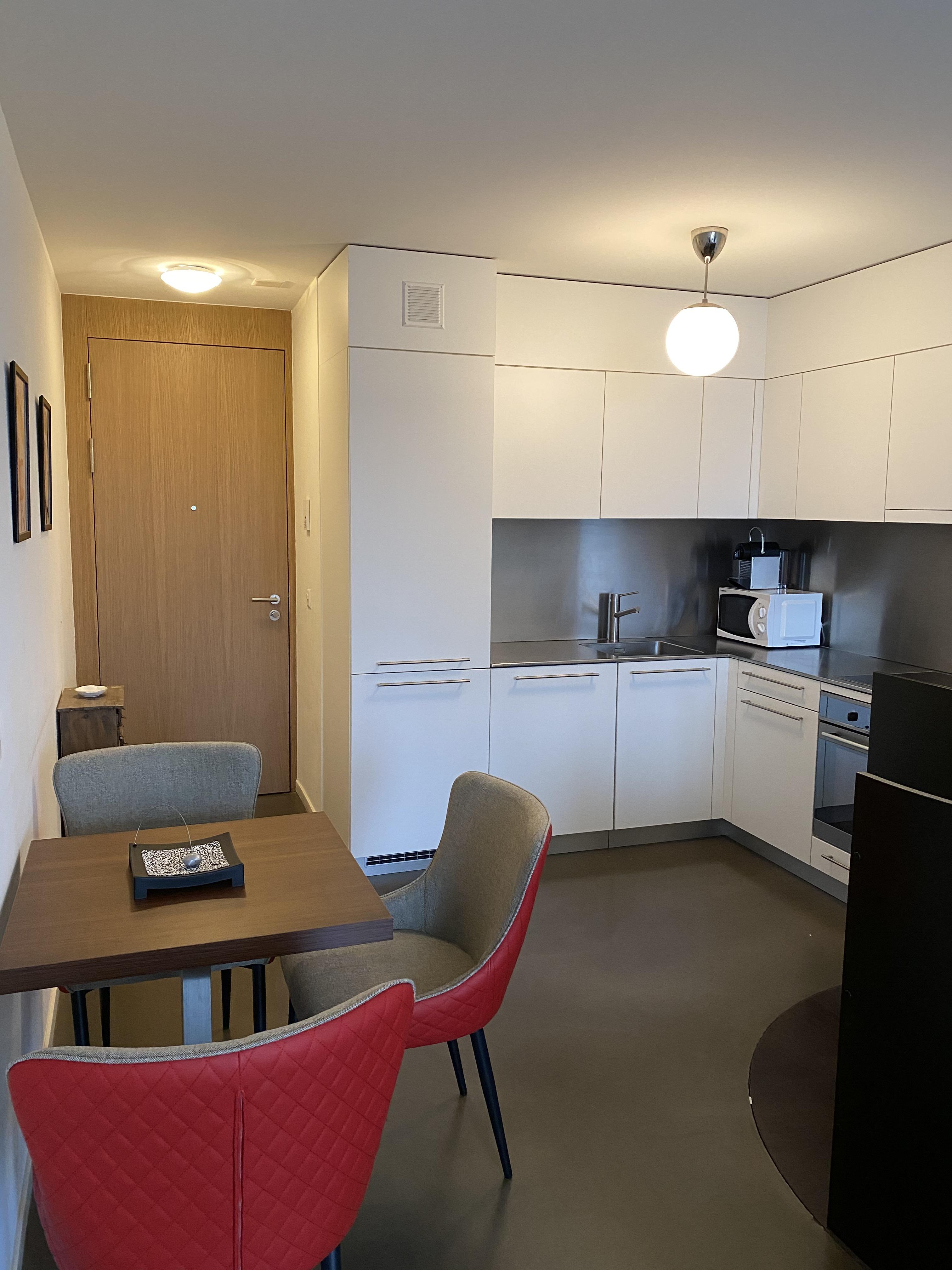Rue Beau-Séjour 8, Lausanne - 2,5 pièces - 6ème (Duplex) 6