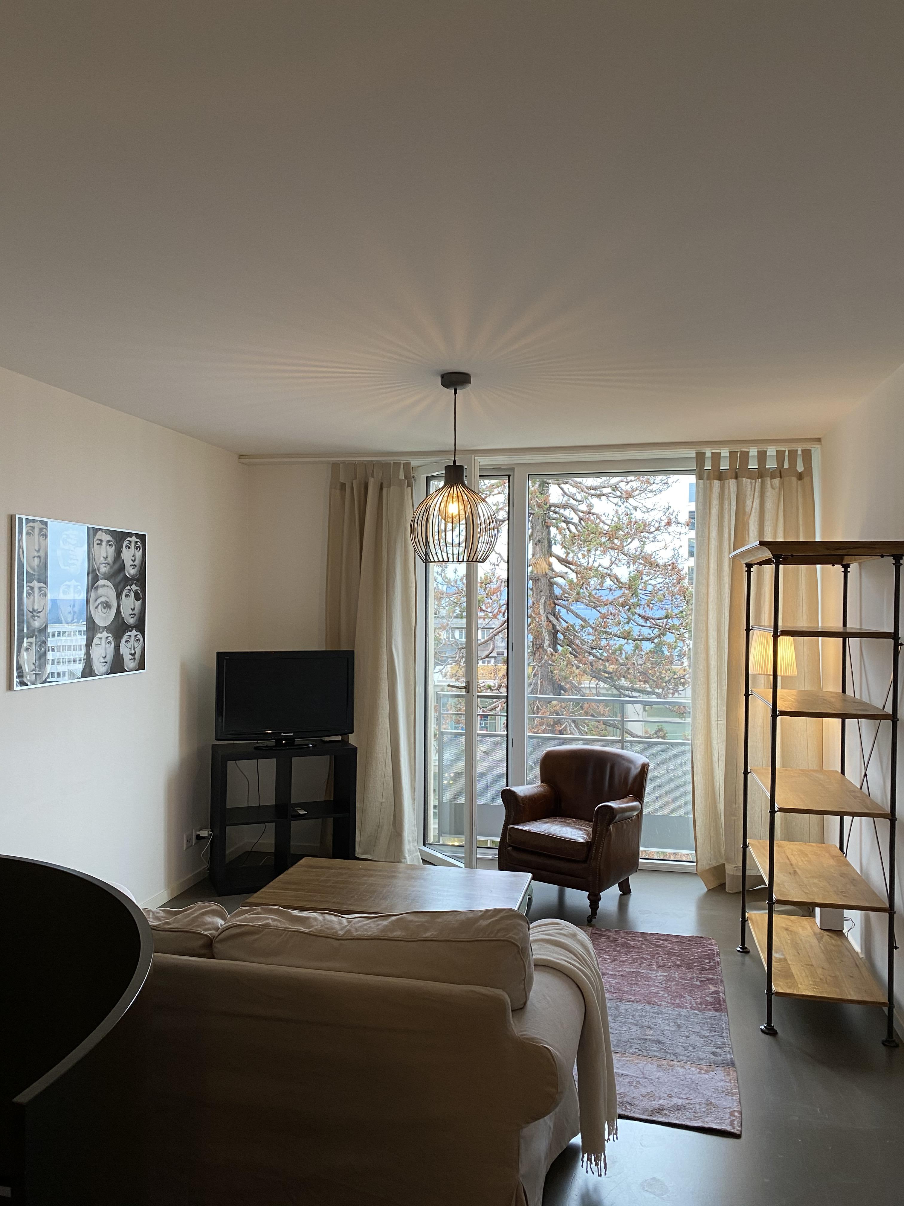 Rue Beau-Séjour 8, Lausanne - 2,5 pièces - 6ème (Duplex)