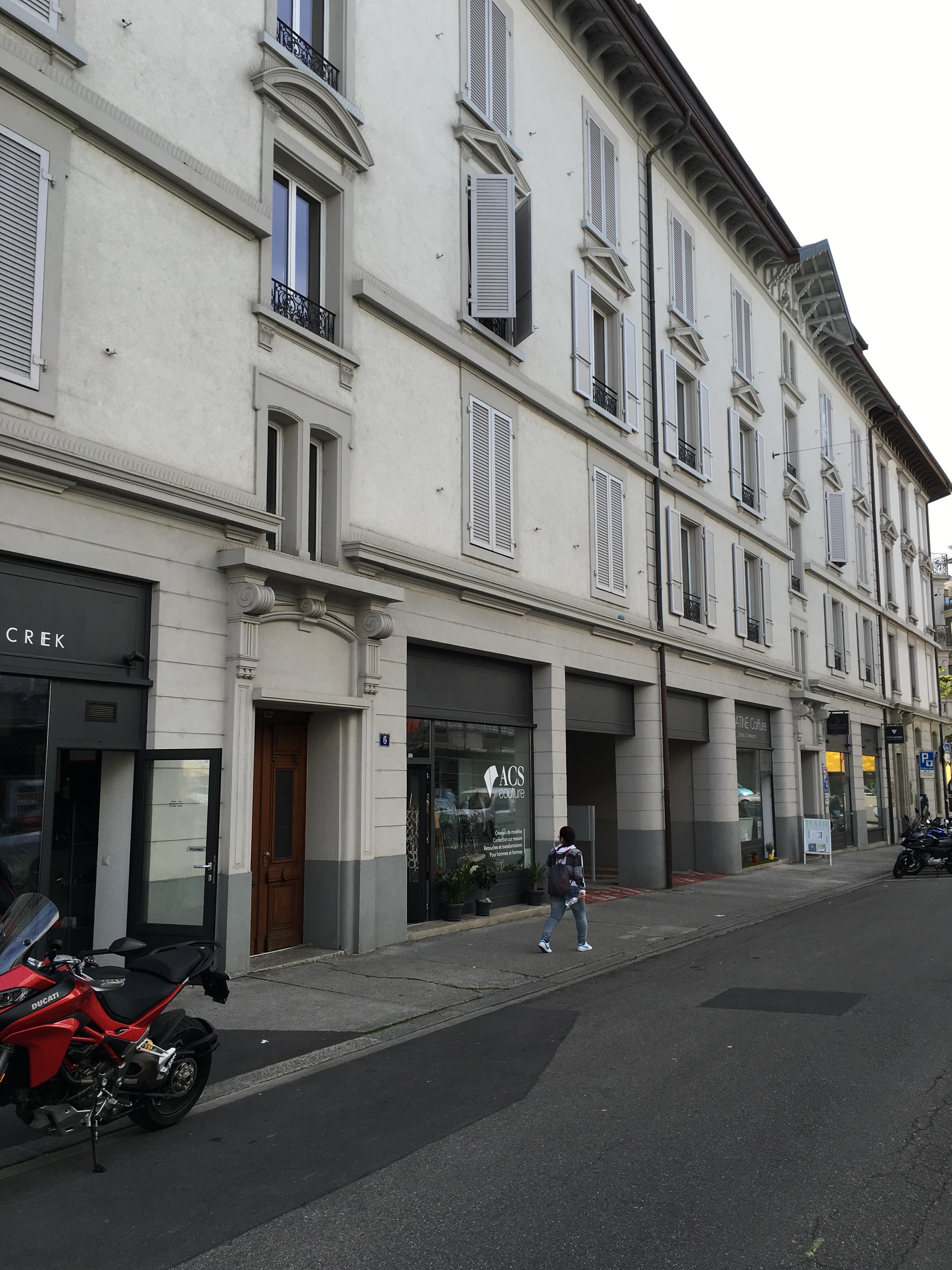 Ch. du Closelet 4, Lausanne - 4,5 pièces 1