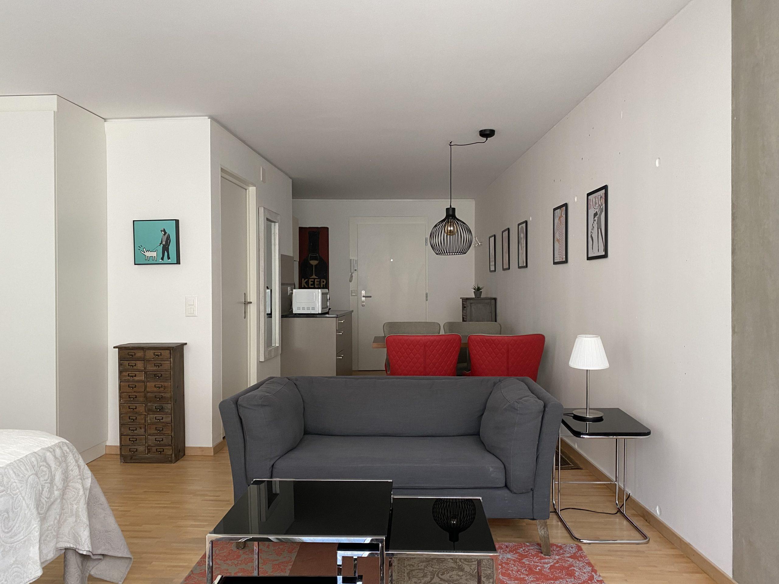 Rue du Flon 12, Lausanne - 1.5 pièce - Lot 3.1 2