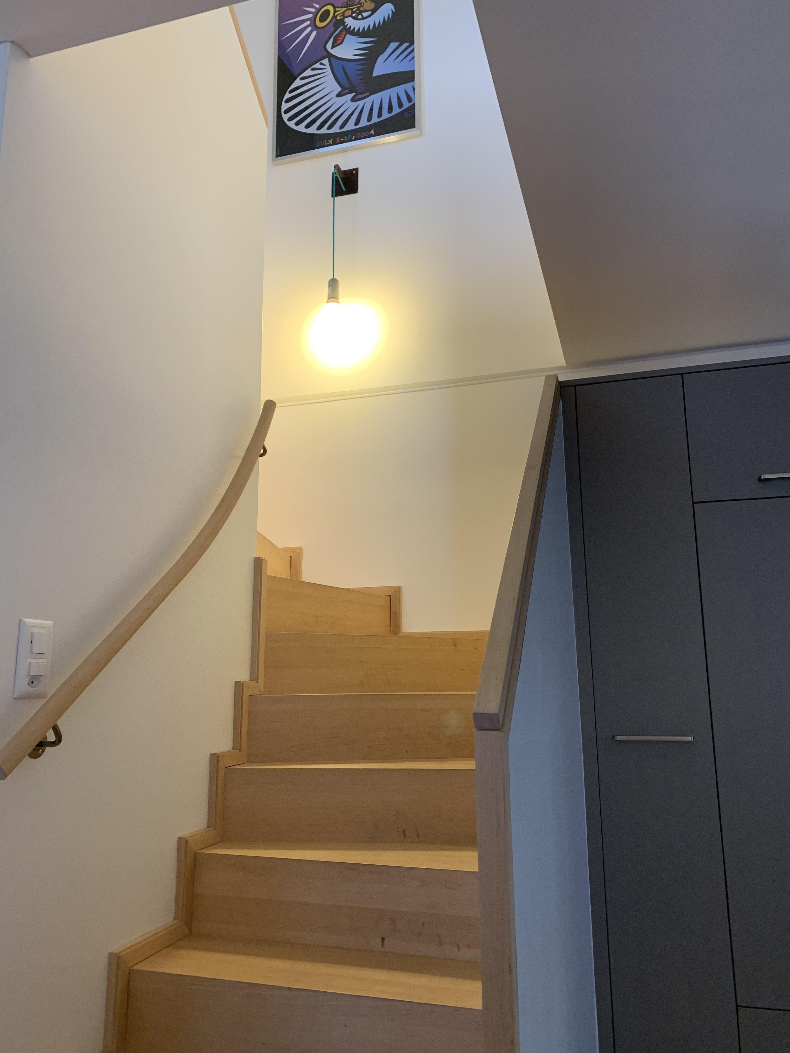 Ruelle du Flon 12, Lausanne - 2,5 pièces en duplex 10