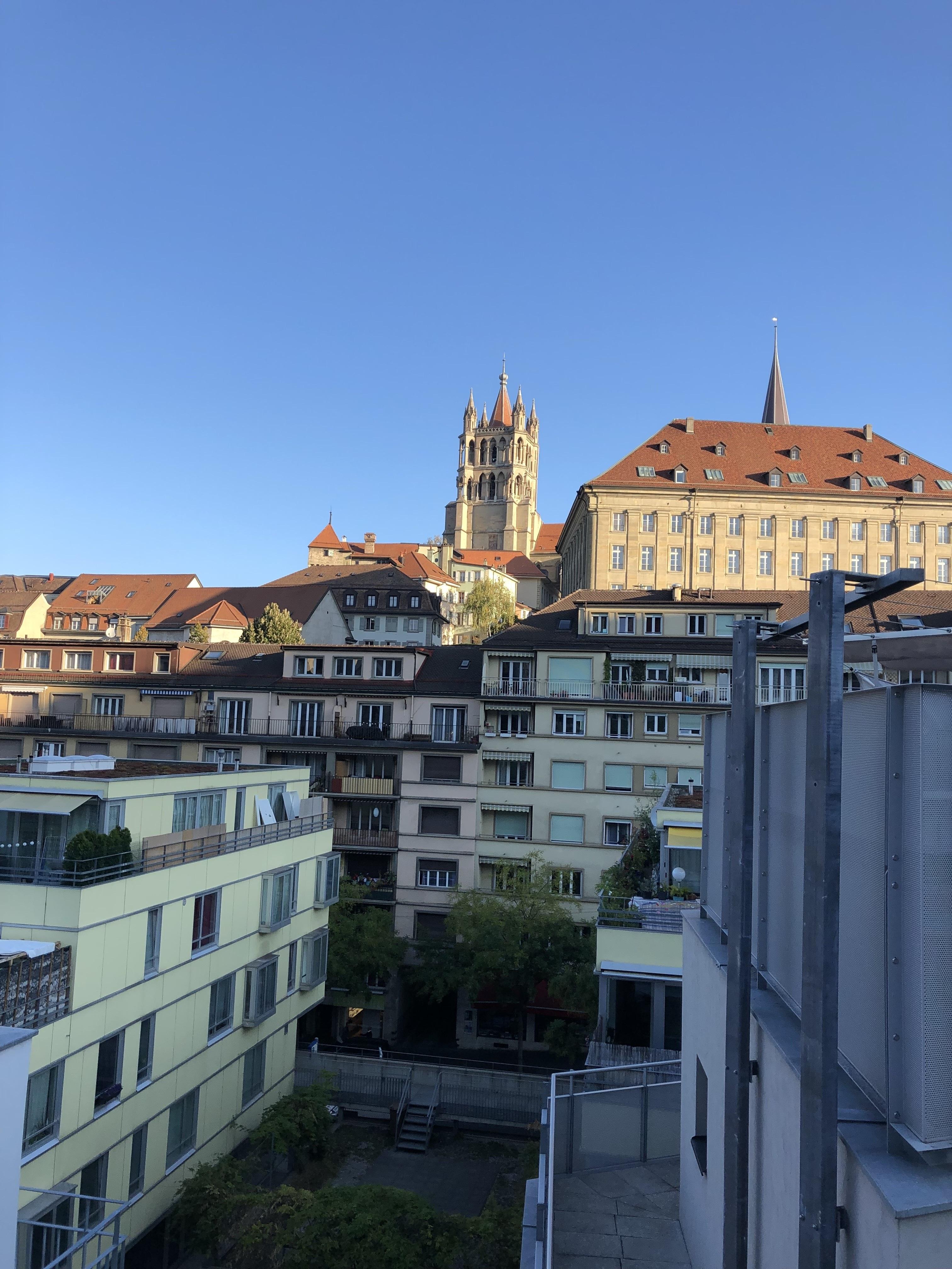 Ruelle du Flon 12, Lausanne - 2,5 pièces en duplex 1