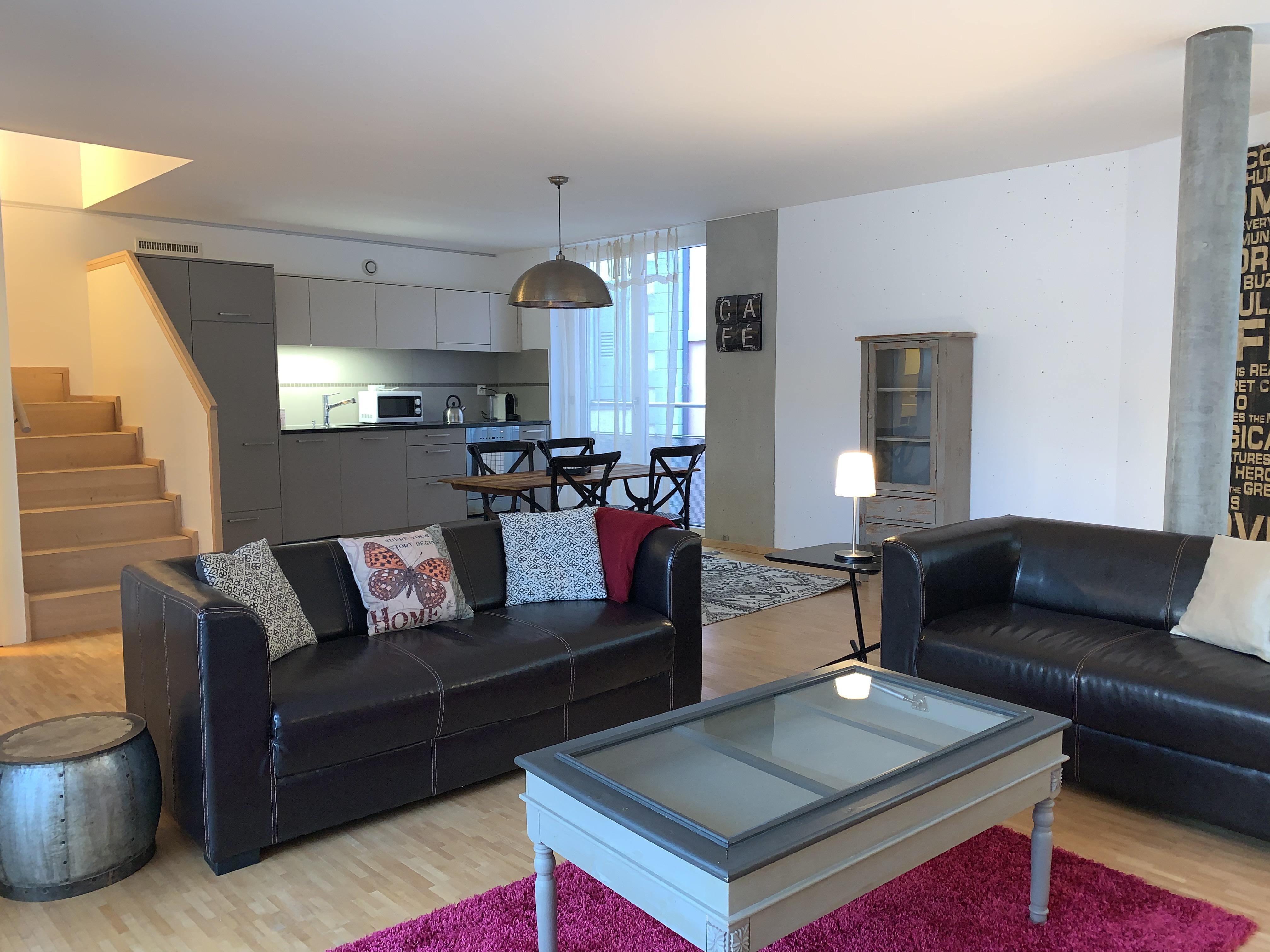 Ruelle du Flon 12, Lausanne - 2,5 pièces en duplex 7