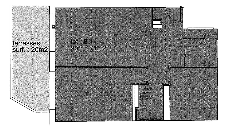 Rue de la Pontaise 10, Lausanne - 3,5 pièces - Lot 18 8