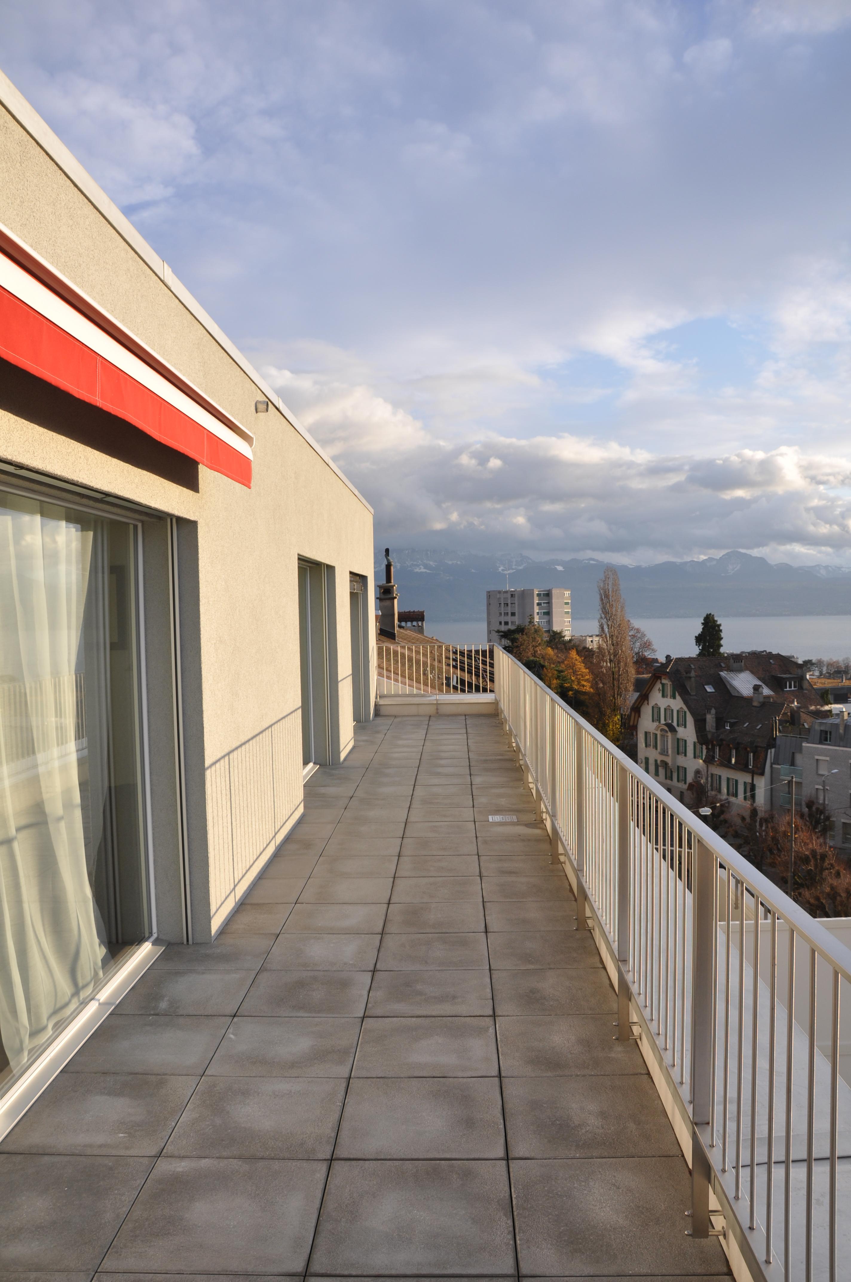 Rue de la Pontaise, Lausanne - 3,5 pièces - Lot 21 5