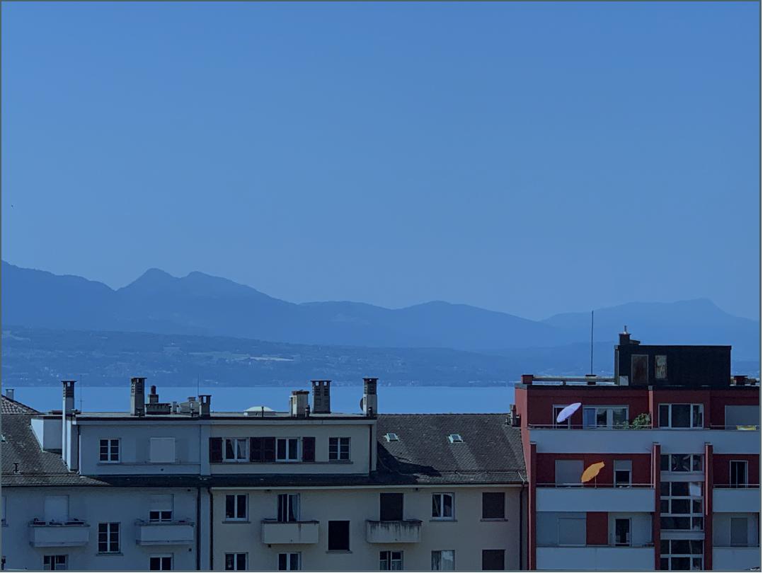 Av. Alexandre-Vinet 16, Lausanne - 3,5p