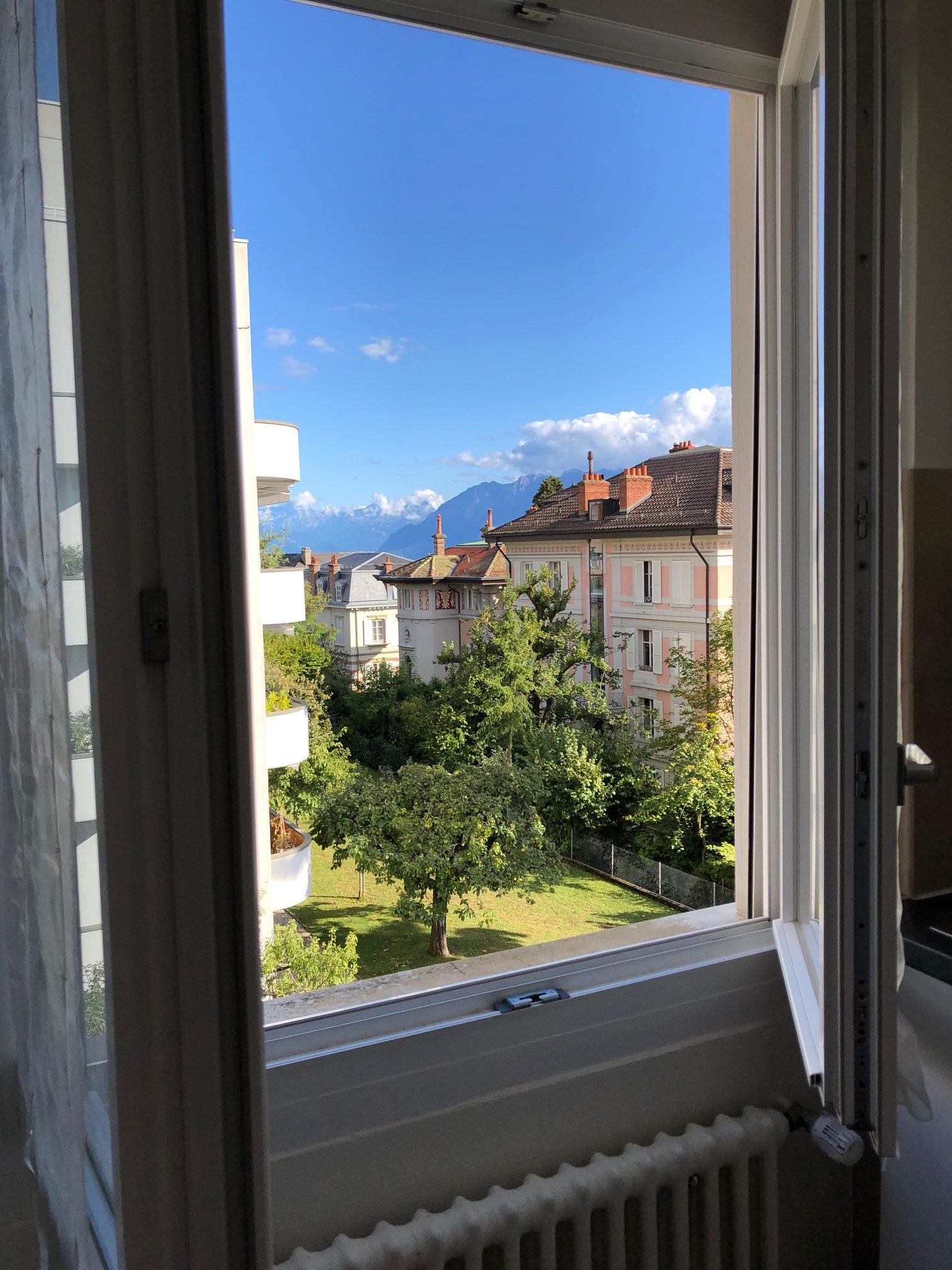Ch. de Chandolin 5, Lausanne - 1,5 pièces