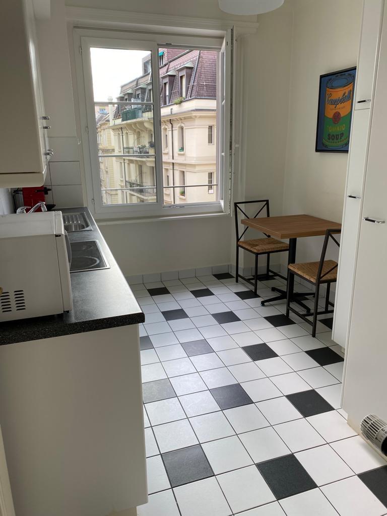Rue du Simplon 19, Lausanne - 3,5 pièces 3