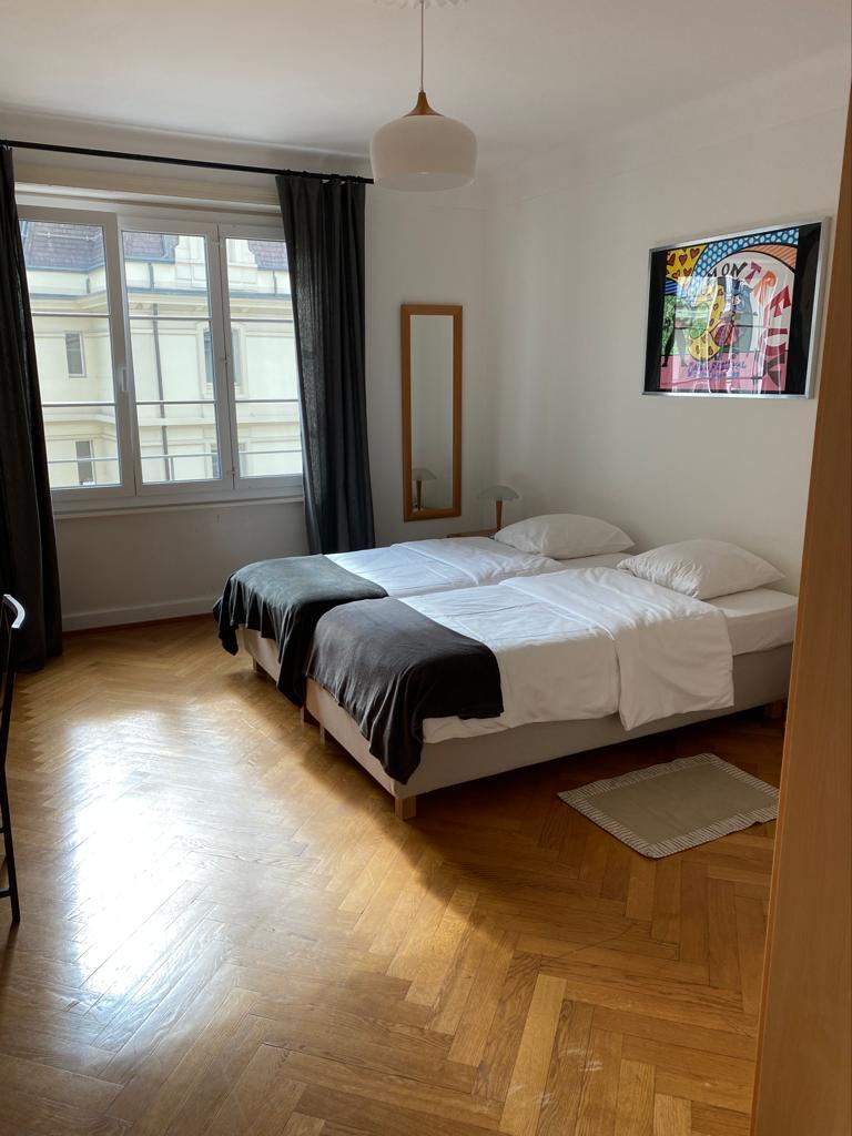Rue du Simplon 19, Lausanne - 3,5 pièces 4
