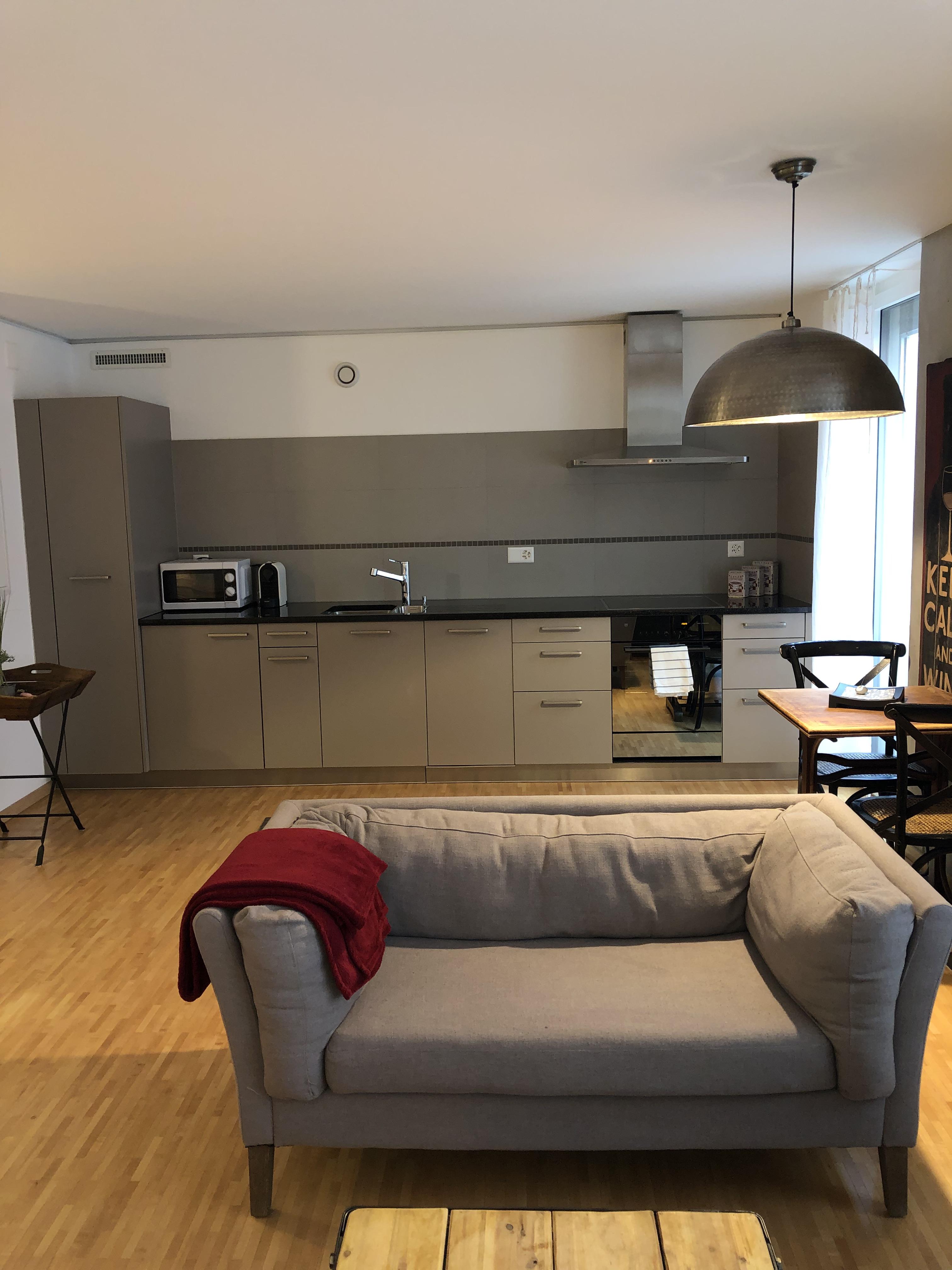 Rue du Flon 12, Lausanne - Studio - Lot 3.5 5