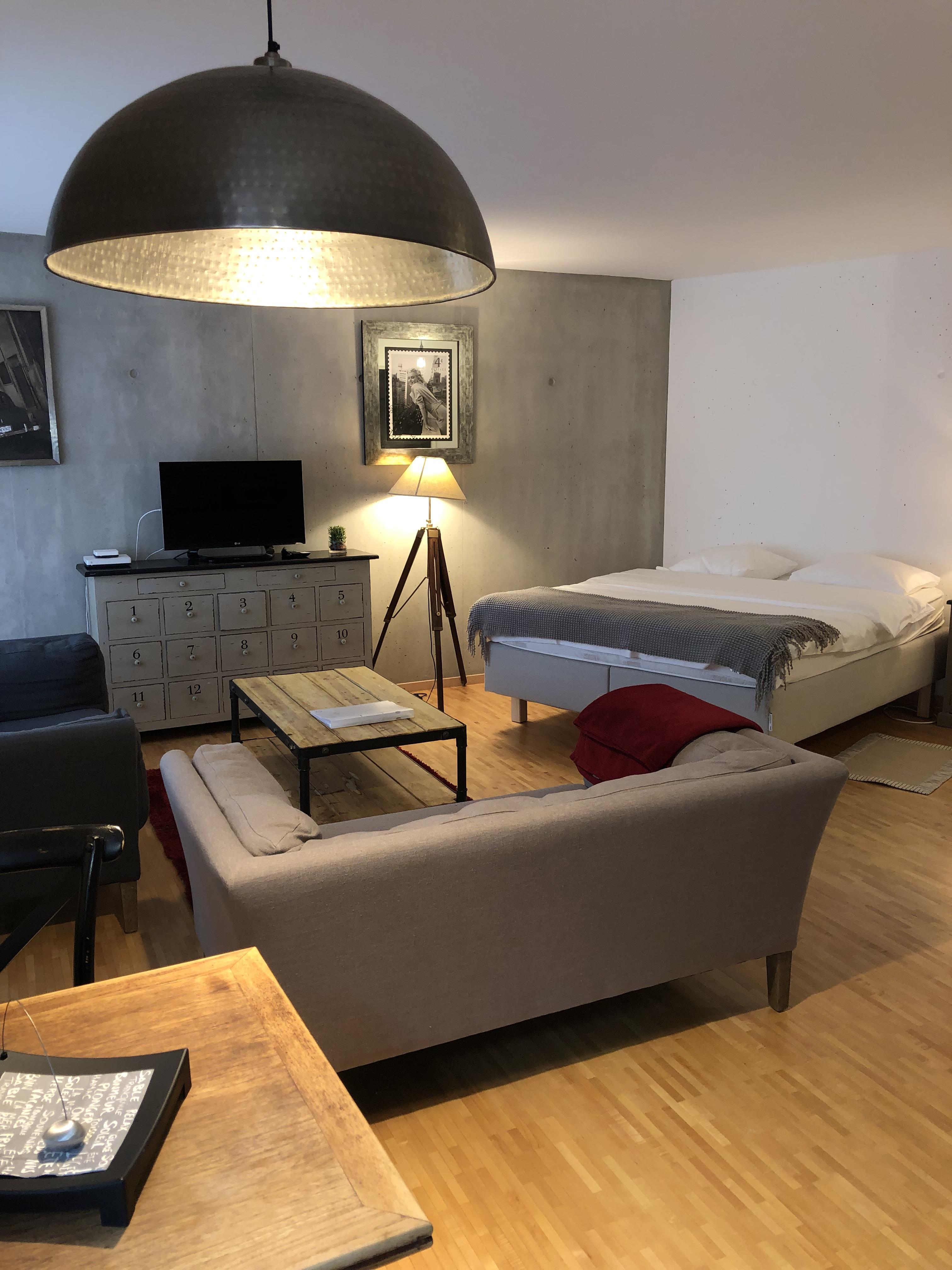 Rue du Flon 12, Lausanne - Studio - Lot 3.5