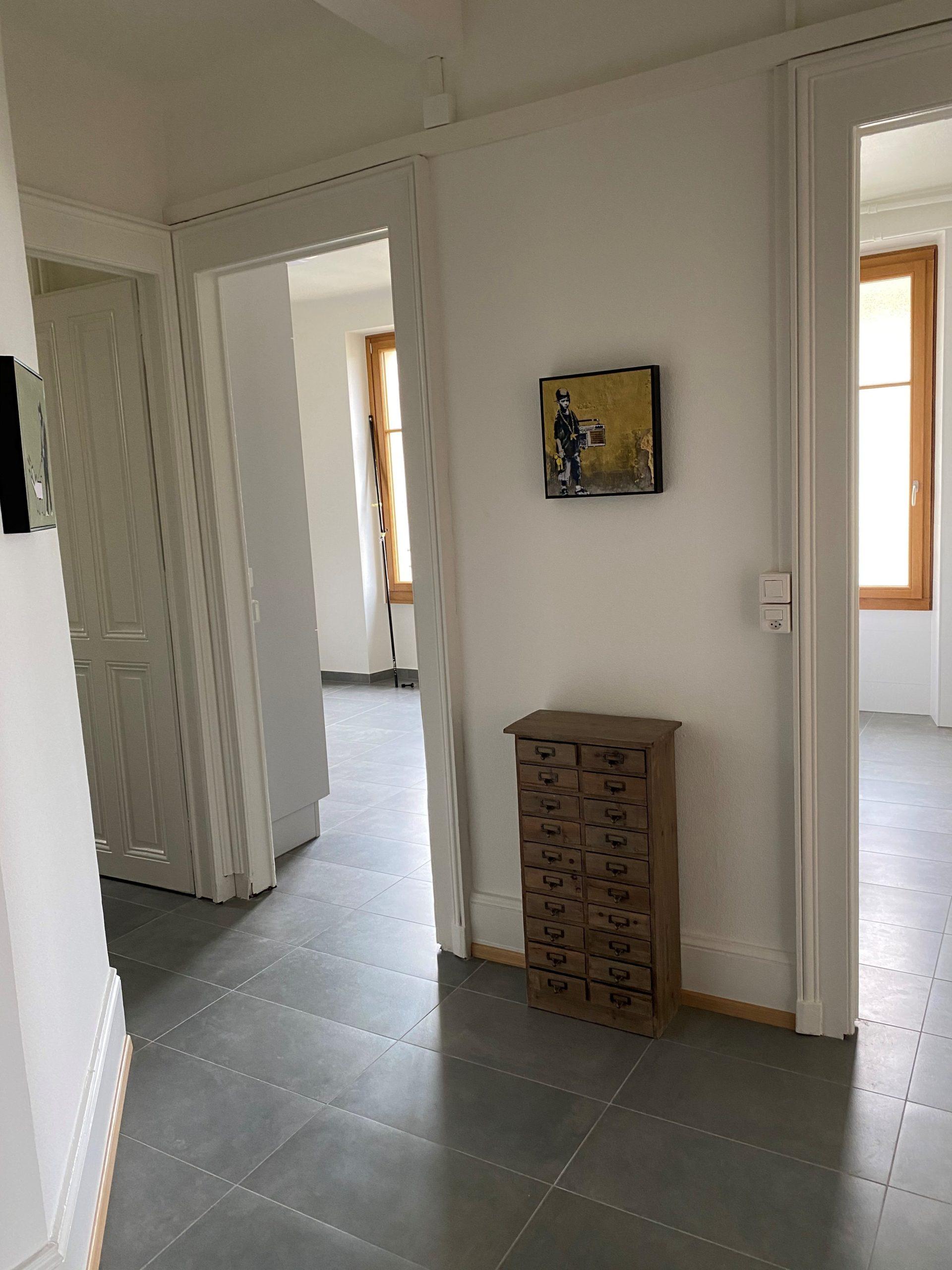Av. des Alpes 2, Lausanne - 2,5 pièces 24