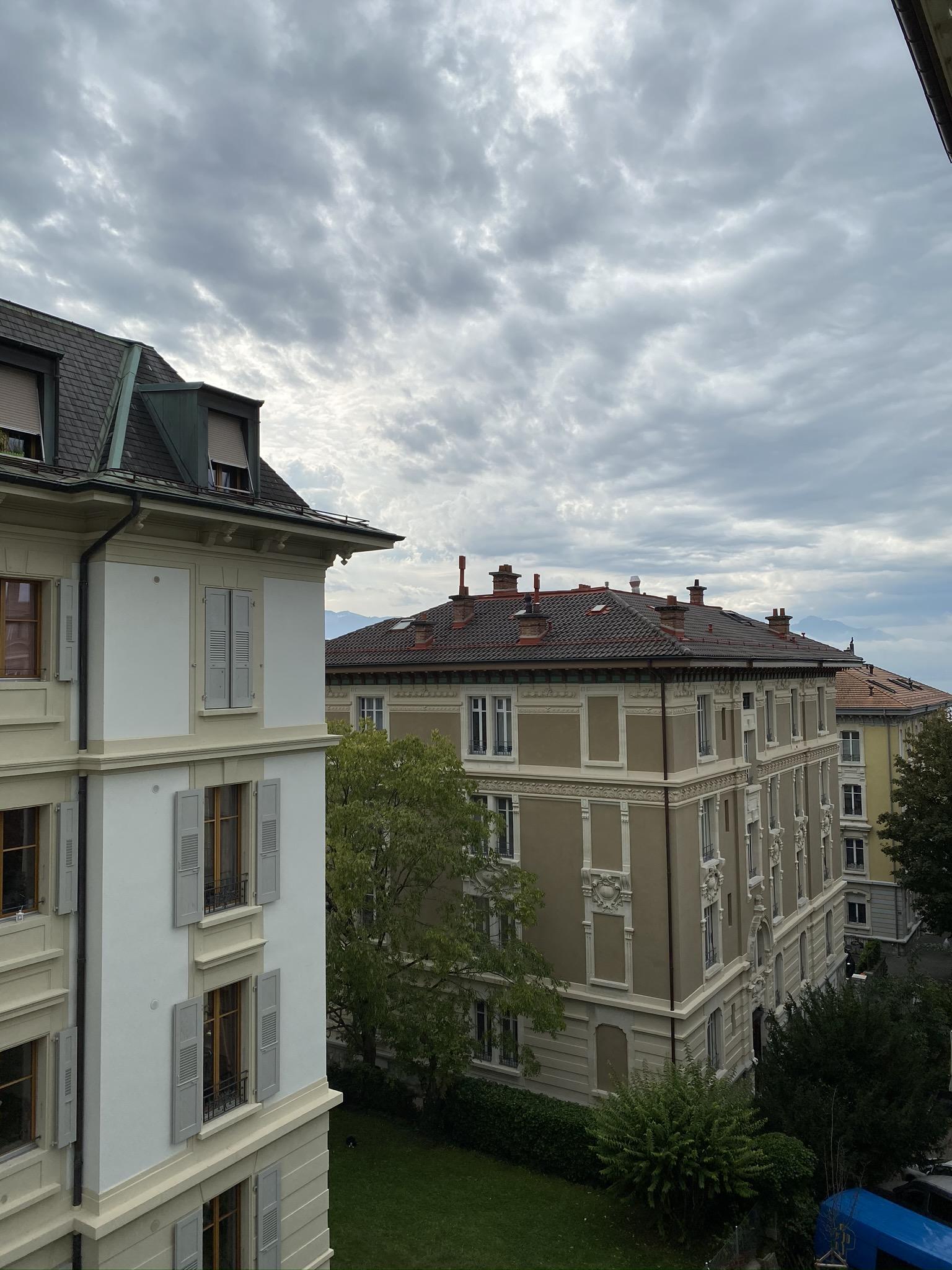 Av. des Alpes 2, Lausanne - 2,5 pièces 29
