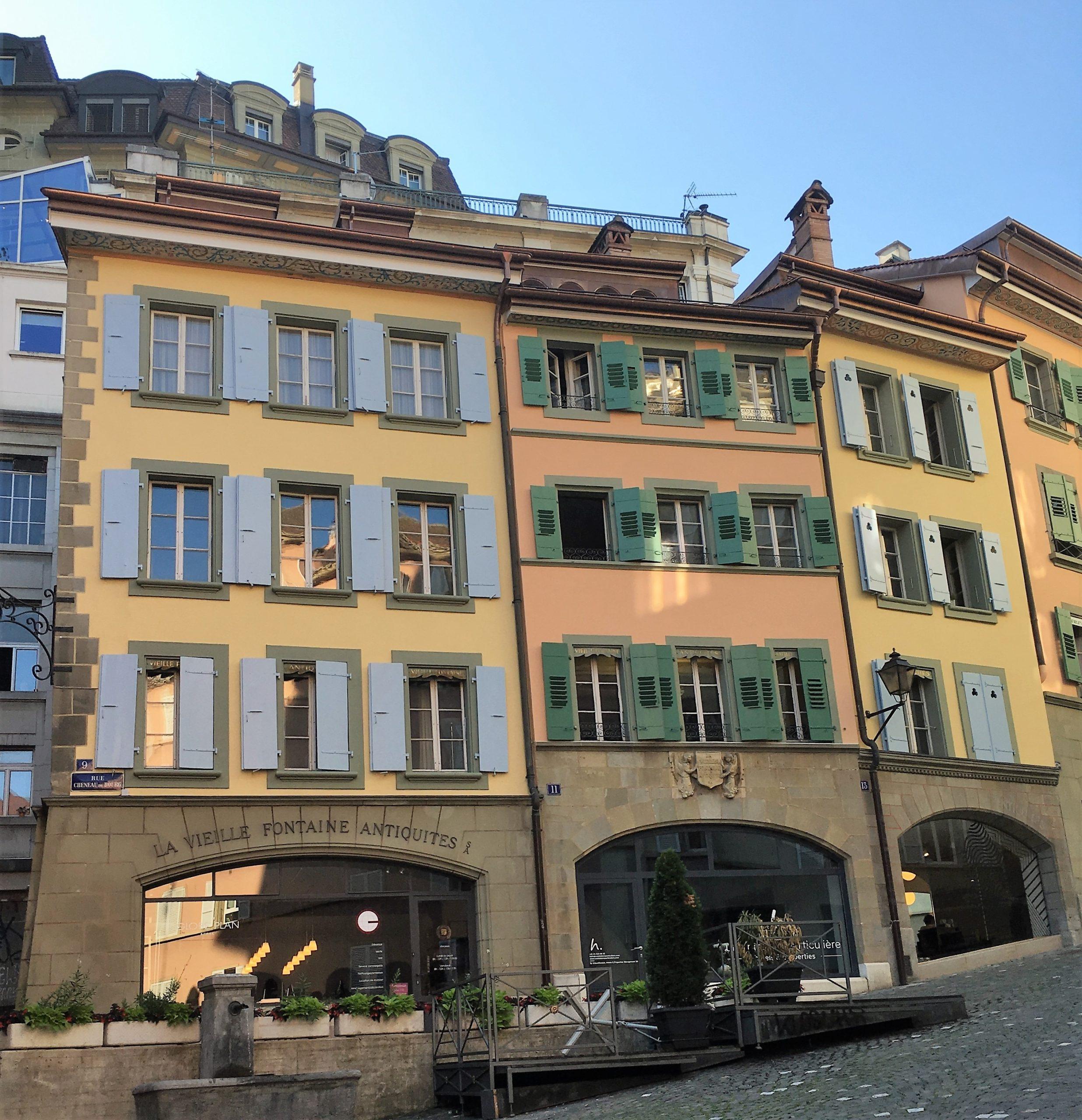 Rue Cheneau-de-Bourg 9, Lausanne - 1.5 pièces 9