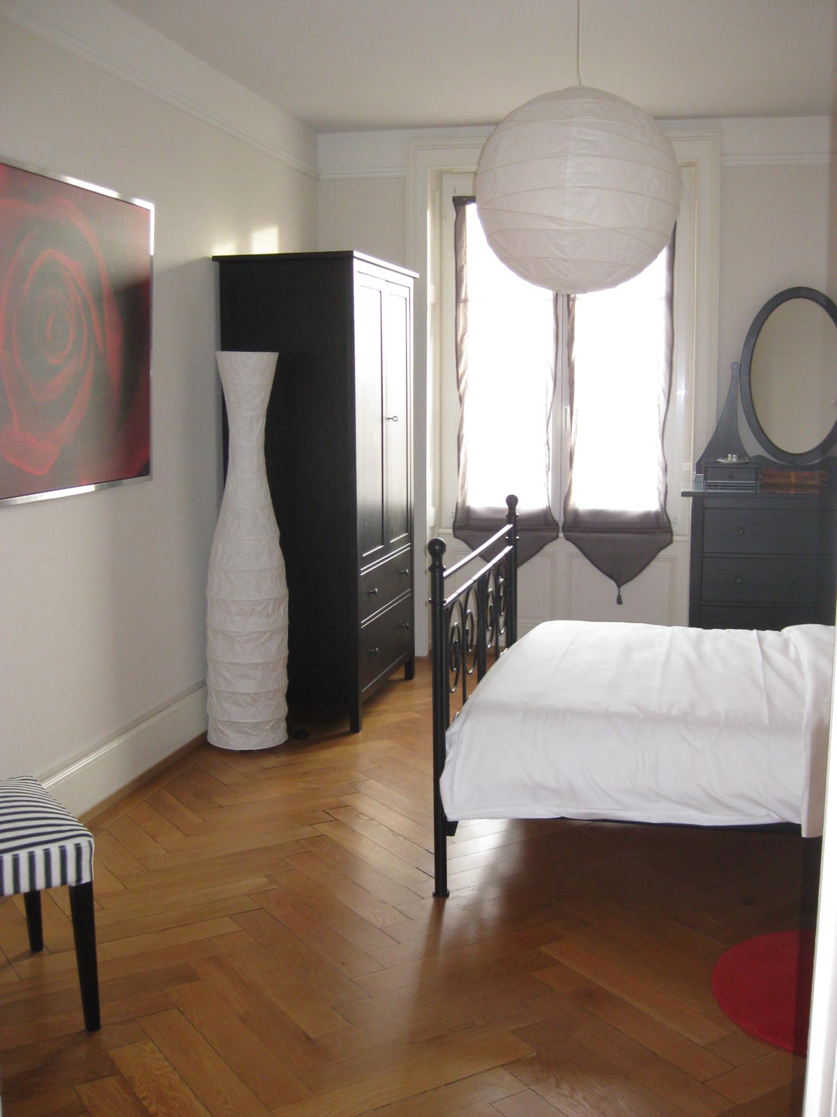 Av. des Alpes 2, Lausanne - 3,5 pièces au 3ème étage 3