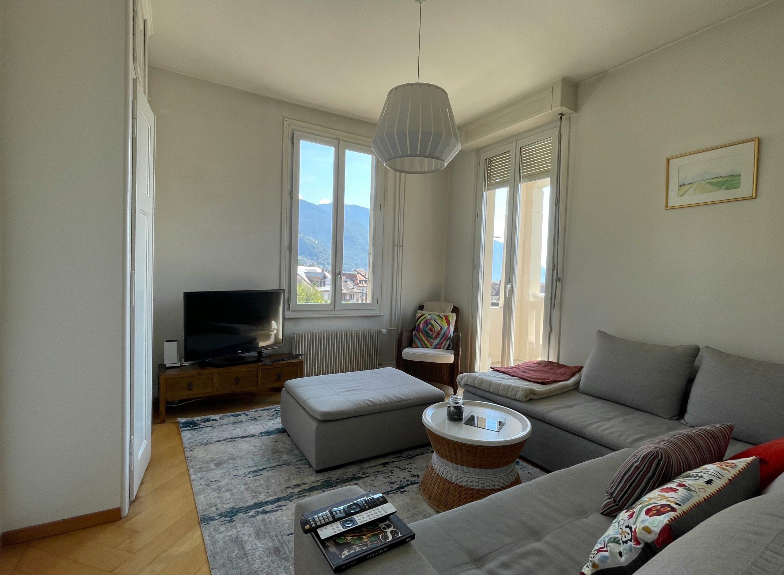 Appartement de 3,5 pièces à Clarens 1